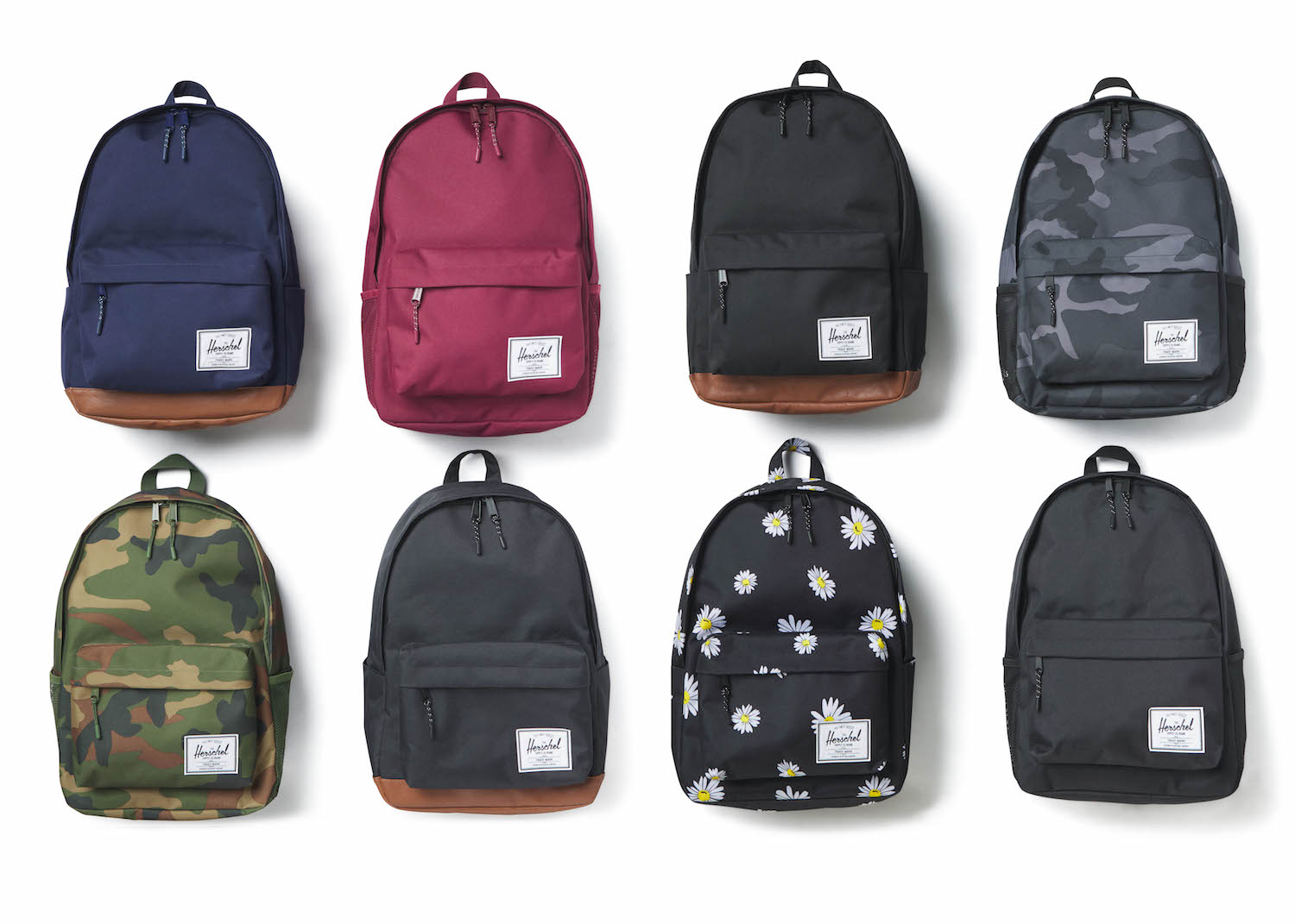 TILLYS-Editorial-Damion-Lloyd-Photography-Laydown-Commercial-Apparel-Product-Clothing-Art-Directed-Los-Angeles-Orange-County-Herschel-backpacks-camo-black-red-blue-grid