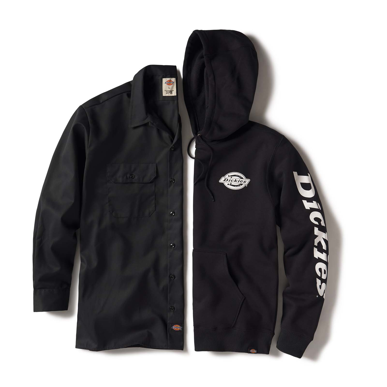 TILLYS-Editorial-Damion-Lloyd-Photography-Laydown-Commercial-Apparel-Product-Clothing-Art-Directed-Los-Angeles-Orange-County-jacket-dickies-hoodie