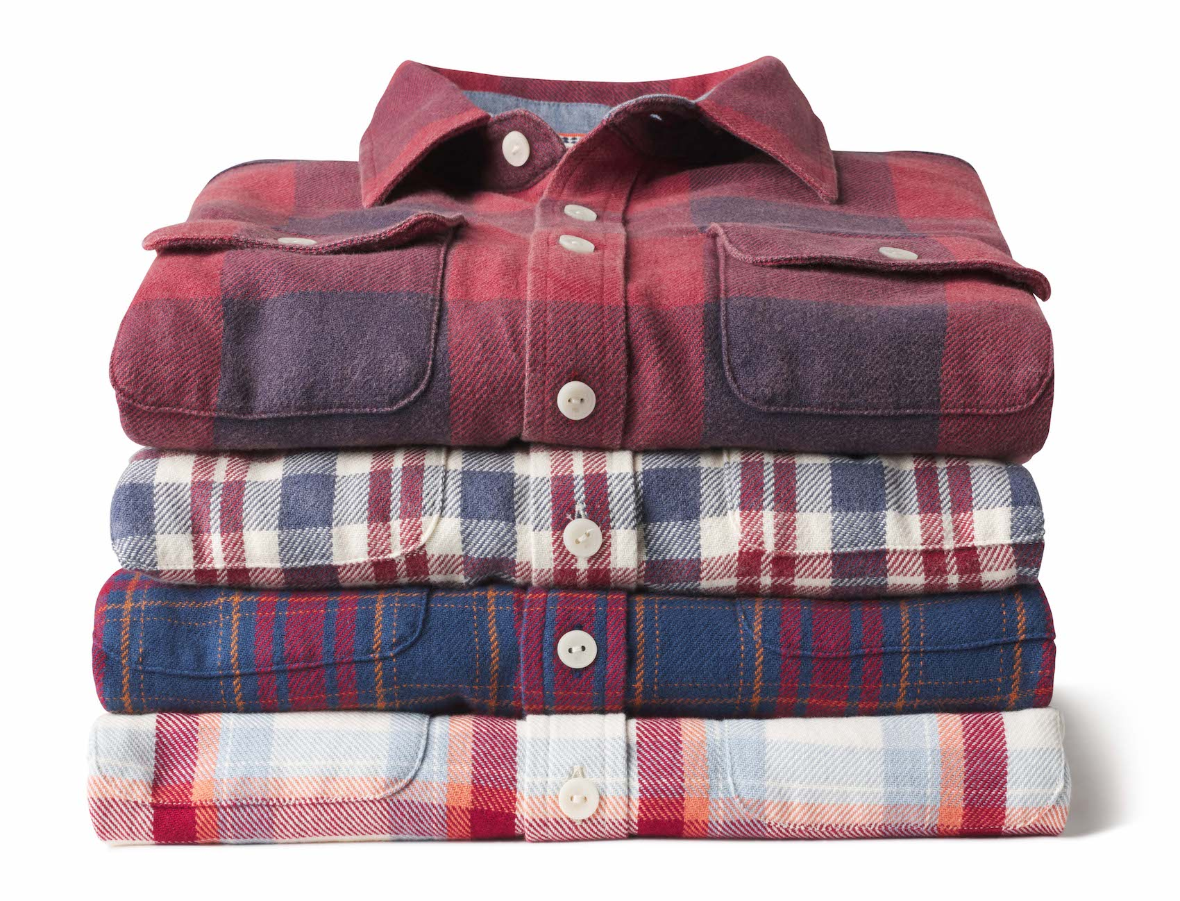 The-Normal-Brand-Editorial-Damion-Lloyd-Photography-Laydown-Commercial-Apparel-Product-Clothing-Art-Directed-Los-Angeles-Orange-County-plaid-red-blue