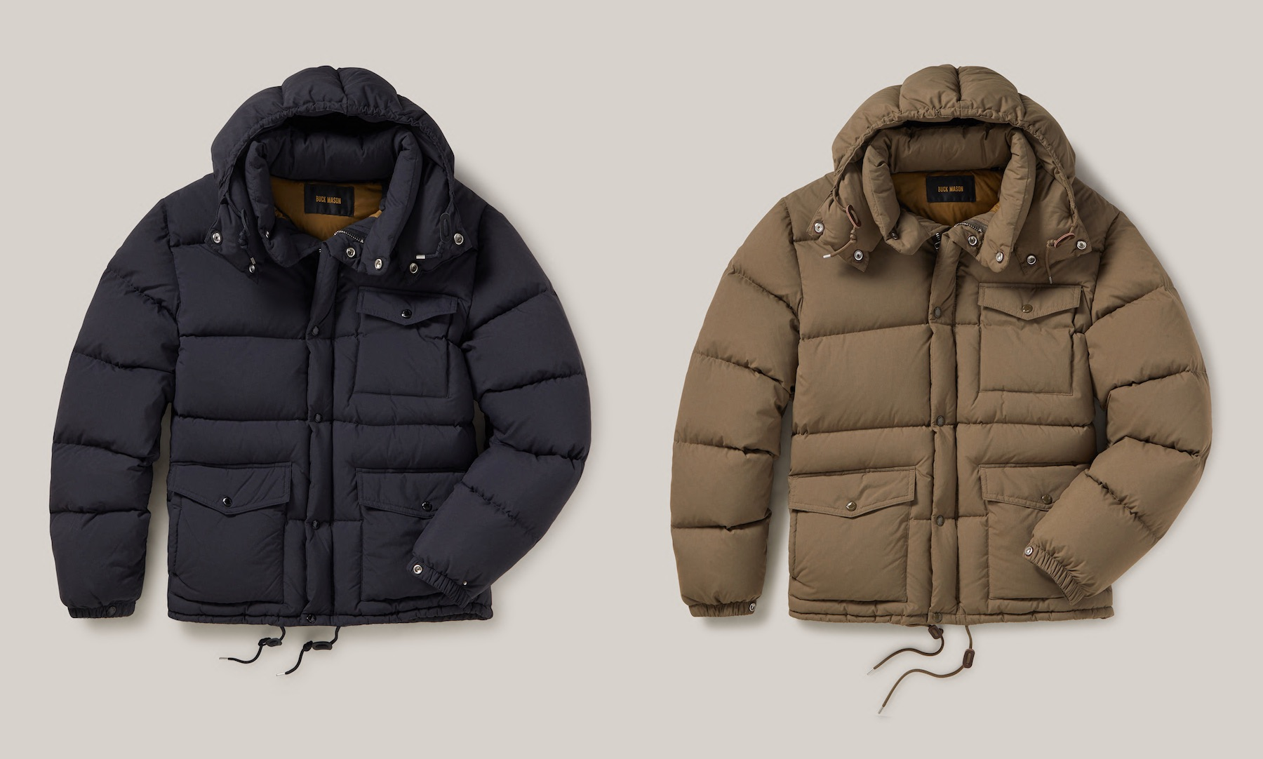 BUCK-MASON-Table-Flat-Lay-Damion-Lloyd-Photography-Commercial-Product-Laydown-Apparel-Clothing-Los-Angeles-Orange-County-puffer-jacket